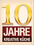 10 Jahre Kreative Küche