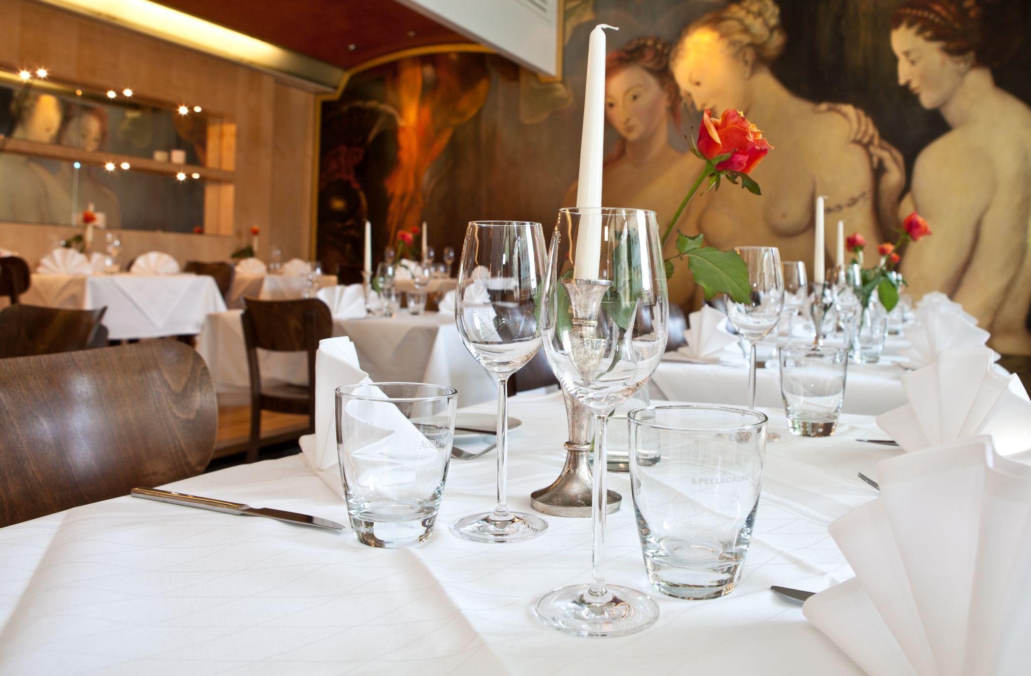romantische restaurants in frankfurt